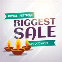 festival seasonal diwali discount and sale banner template