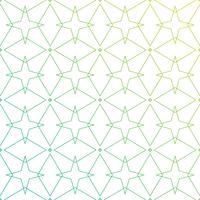 Vektor geometrisches abstraktes Hintergrundmuster