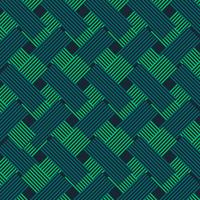tissu de fond vert et bleu