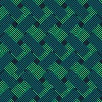 groene en blauwe stof stijl patroon achtergrond