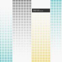 abstracte achtergrond met halftone patroon
