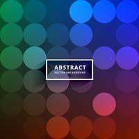 círculos coloridos padrão de fundo vector