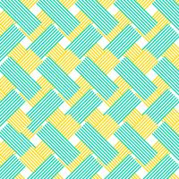 yellow and blue zig zag lines pattern background