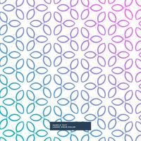 Awesome flower decoration pattern background. Cute flower patter