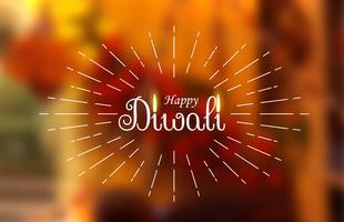 Joyeux Diwali fond d'écran