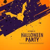 halloween grunge style background