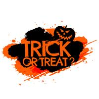 Süßes oder Saures Halloween-Poster