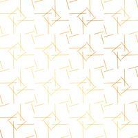 gyllene abstrakta linjer mönster bakgrund