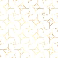 Impression de fond lignes abstraites dorées