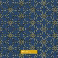vintage style floral pattern background