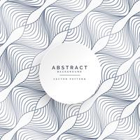 abstract curvy lines pattern background