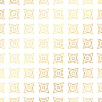 golden pattern background with geometric shapes