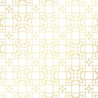 abstrakte geometrische goldene Musterhintergrundauslegung