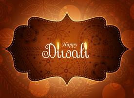 awesome diwali paisley design wallpaper