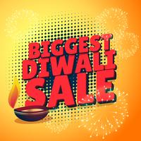 biggest diwali sale discount offer presentation template