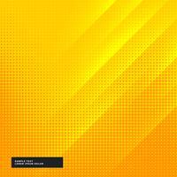 Fondo de semitono amarillo con líneas brillantes