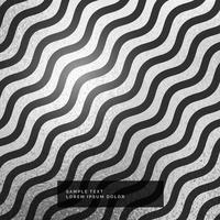 zilveren en zwarte patroonachtergrond