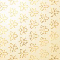 fond de décoration florale vintage de luxe