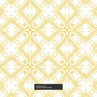 abstracte gele patroonachtergrond