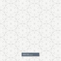 gray floral style pattern background