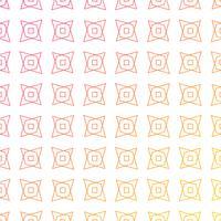 Fundo colorido do teste padrão das formas geométricas. Padrão abstrato