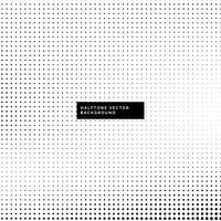 minimale halftone patroon achtergrond