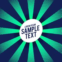 bright halftone abstract background design