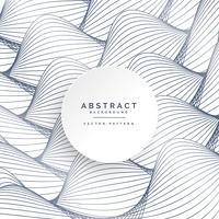 abstrakt kurva linjer mönster bakgrundsdesign