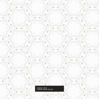 Patrón abstracto con fondo de color gris claro