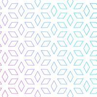 Fondo lindo del modelo de la forma del Rhombus. Fondo de patrón mínimo