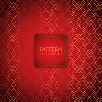 Elegante patrón de fondo