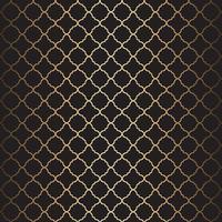 Arabic pattern background