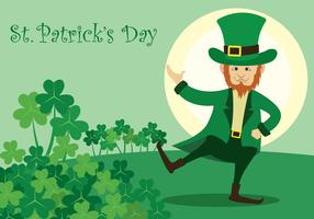 St Patrick's Day Vector Illustration