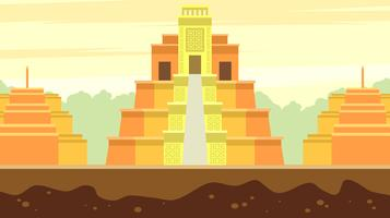 El Dorado City Of Gold Vector Gratis