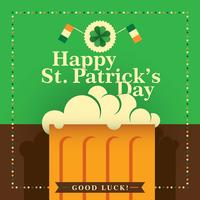 St. Patrick's Day vector