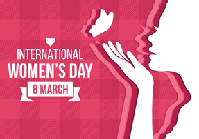 International Womens Day Background