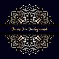 Design elegante mandala