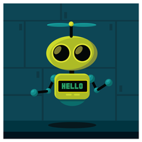 Diseño de personajes robot