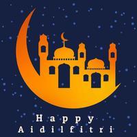 Aidilfitri Hintergrund