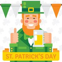 St Patricks Day Illustratie