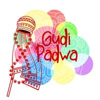 Fond de Gudi Padwa