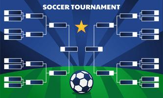 Soccer Tournament Bracket