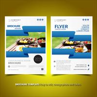 Brochure Business Flyer Design