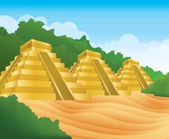 El Dorado-Vektor-Set