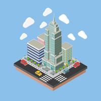 Empire State Isometric