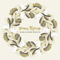 Couronne de Flytrap de Venus