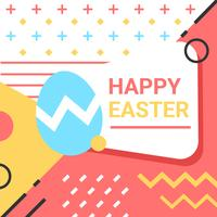 Easter Memphis Background