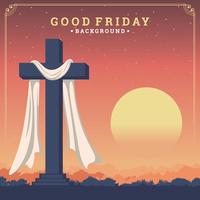 Sfondo del Venerdì Santo