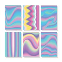 Holographic Vector Set