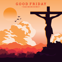 Good Friday Background